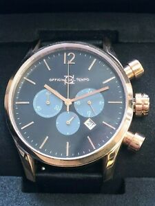 OFFICINA DEL TEMPO MADE IN ITALY OT1033-1300NGN  ROSE GOLD COLOUR