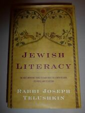 Jewish Literacy: The Most Important Things to Know About the Jewish Religion,100