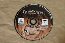 USED Darkstone Playstation One PS1/PSX Canadian Seller! DISC ONLY!!