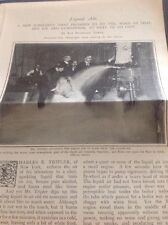 M51-3 1890s Picture Article 5 Pages Liquid Air Charles E Tripler New York