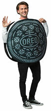 Oreo Cookie Sweet Treat Adult Costume Tunic Halloween Dress Up Rasta Imposta