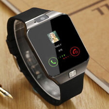 Bluetooth Smart Watch Watch Phone with Camera Text Calls for Android Men Women