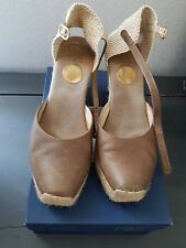 chaussures compensees RAS femme TBE