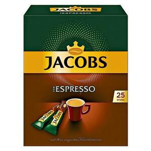 2 Packs Jacobs Espresso Soluble Ground Coffee Sticks 50 Portions Instant Coffee