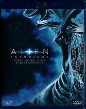 Alien Anthology (4 Blu-ray) 20th Century Fox