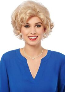 Costume Culture Silly Senior Rose Golden Girls Wig Adult Halloween Costume 24966