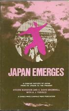 Japan Emerges : Concise History of Japan by Warshaw (1974)