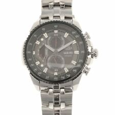 Casio Mens Ediface Chronograph Watch Fashion Accessory Quartz Stainless Steel