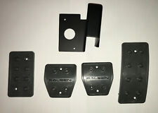 2005-2009 Saleen Ford Mustang Plastic Manual Trans. Pedals Cover Set - No Pads