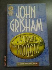 JOHN GRISHAM - L'UOMO DELLA PIOGGIA  - MONDADORI 1997 - OFFERTA!