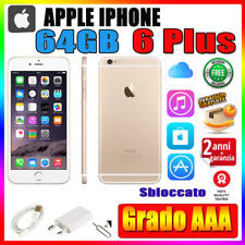 Apple iPhone 6 Plus A1522 64GB 4G Smartphone Móvil Desbloqueado Celular Garantía