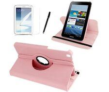 Schutzhülle Samsung Galaxy Tab pro 8.4 SM-T320 Kunstleder Tasche Case rosa pink