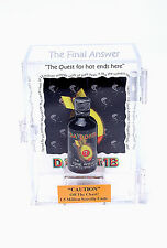 Da'Bomb The Final Answer Hot Sauce with Display Case