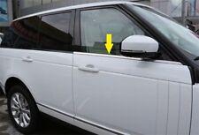S.steel Under Window Bright Chrome Trim sill kit For Range Rover L405 2014