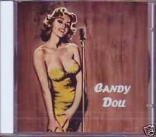 Surtout-Candy Doll-Buffalo Bop 55150 50s rock CD