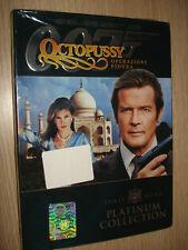 DVD N° 17 007 OCTOPUSSY OPERAZIONE PIOVRA JAMES BOND
