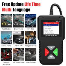 Ancel OBD2 Scanner OBD Code Reader Car Check Engine Fault Diagnostic Tool YA301