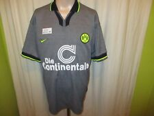 "Borussia Dortmund Original Nike Auswärts Trikot 1997/98 ""Die Continentale"" Gr.XL"
