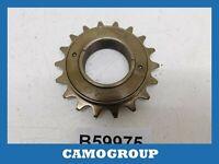 Gearwheel Freewheel Free Wheel Gear Omg For Piaggio Ciao 18 Teeth 310746