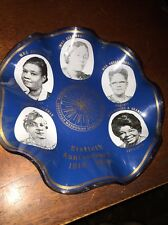 Woman's Missionary Council Methodist Episcopal Church Plate, 60 Anniversary