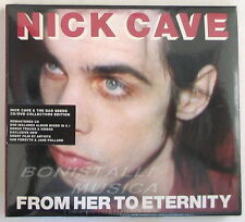 NICK CAVE & THE BAD SEEDS - FROM HER TO ETERNITY  CD + DVD Sigillato Collect Ed