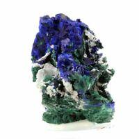 Azurit + Malachit. 1335.9 ct. Milpillas Mine, Sonora, Mexiko