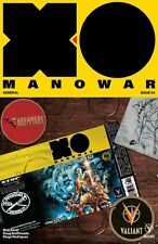 X-O Manowar #4 Knowhere Exclusive Beer Variant
