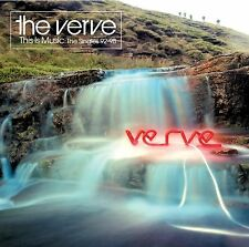 THE VERVE: THE SINGLES 92-98 CD THE VERY BEST OF / GREATEST HITS / NEW