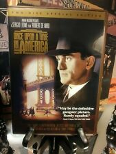Once Upon A Time In America (DVD) 2 Disc Set - Special Edition Robert De Niro WS