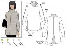 Free UK P&P - Style Arc Ladies Sewing Pattern Mavis Knit Tunic Top (MLTK0...