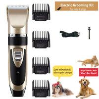 Pet Hair Clipper Grooming Kit Dog Hair Cutting Machine Electric Hair Trimmer