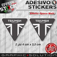 Adesivo / Sticker TRIUMPH bonneville daytona 675 speed street triple tiger tt