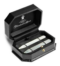 Turnbull & Asser Mother Of Pearl Collar Stays Made in England