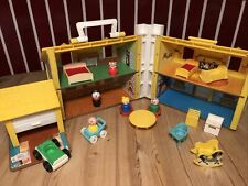 Fisher Price Play Family House 952 ? Spielhaus?Vintage 70er?