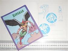 HAWKMAN 1979 Dc Comics Cisa italy notebook school - quaderno scuola fumetti