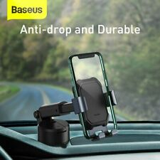 Baseus Gravity Car Phone Holder Dashboard GPS Mount Strong Suction Windscreen