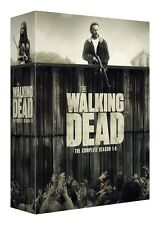 The WALKING DEAD COMPLETE SERIES SEASON 1 2 3 4 5 6 DVD 27 DISC Express Post 1-6