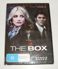 DVD - The Box - Cameron Diaz - James Marsden - Frank Langella - REDUCED!!