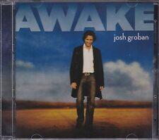 JOSH GROBAN - AWAKE - CD  - NEW -