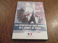 dvd les sportifs de haut niveau de l'armee de terre