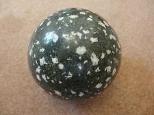 Spotted Stonehenge Bluestone MEGA Sphere