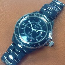 Chanel J12 GMT Ceramic Automatic Watch H2012 Complete Set