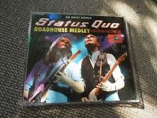 Status Quo Roadhouse Medley RARE CD Single