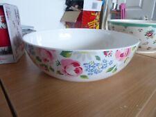 Cath Kidston large pink pattern rare serving bowl