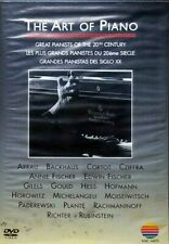 Art of Piano - Great Pianists of the 20th Century (Dvd, 2002) Free Shipping