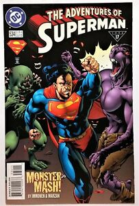 Adventures of Superman #534 (May 1996, DC) NM