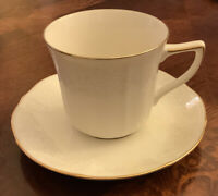 Noritake China Chandon Gold Cup and Saucer 7306