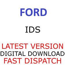 JUNE 2018 Ford IDS V109.05 Main Dealer Software VMware & C81 Calibration Files