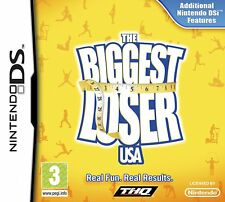 The Biggest Loser - Nintendo DS Brand New Sealed Free P&P