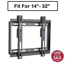 TV Bracket Wall Mount for 14 15 17 19 22 23 27 29 30 32 Inch Plasma LCD LED